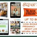 Black Friday Sale – Up to 80% Off Natural Living and Health E-Books