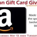 GIVEAWAY: $300 Amazon Gift Card!