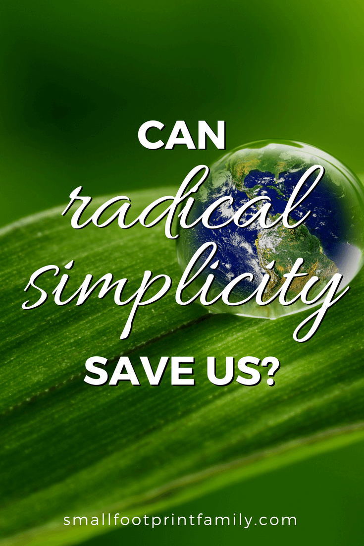 The systems we take for granted to deliver everything from TVs to apple pie are much more vulnerable than we think. Radical simplicity is the solution.#greenliving #greenparenting #ecofriendly #sustainability #gogreen #naturalliving #climatechange #simpleliving #homesteading #minimalism