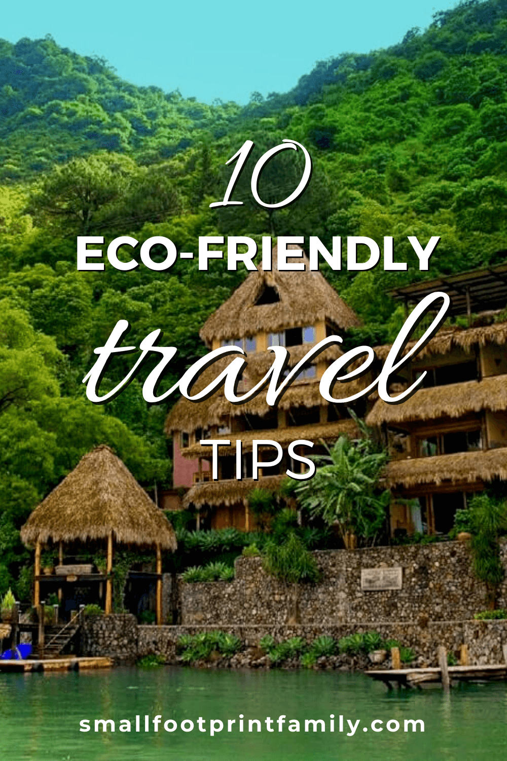 Here are some travel tips on how to have a great vacation with a smaller, more planet-friendly footprint...