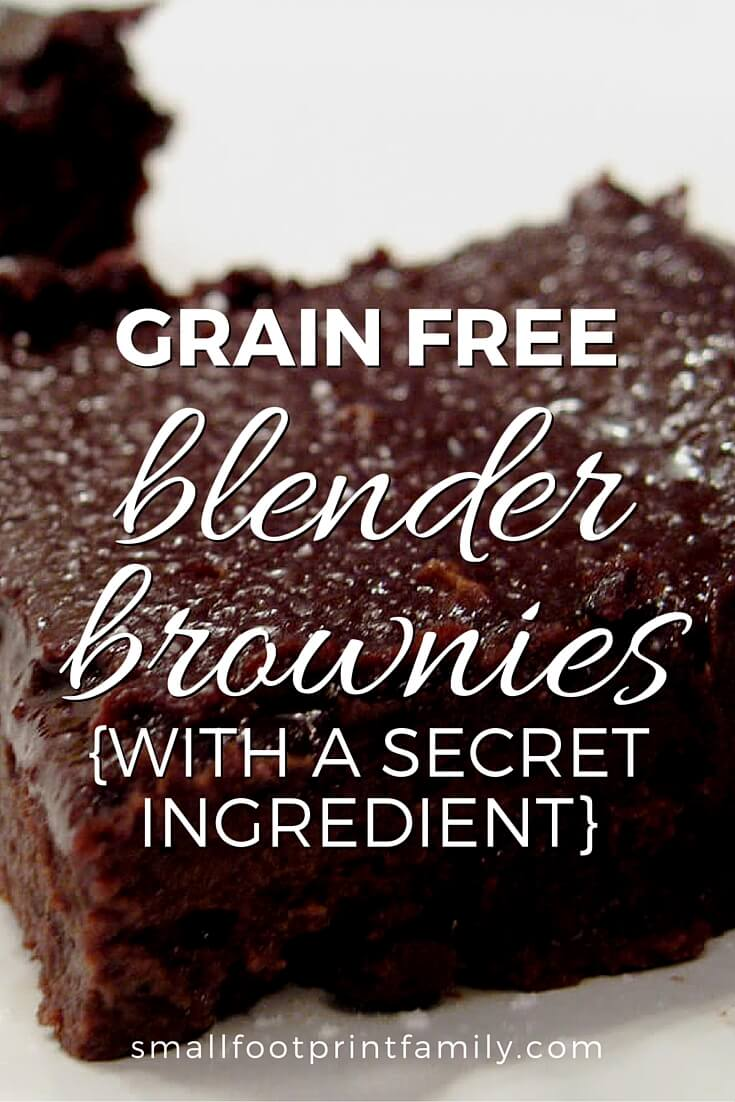 This souped up, grain free, dairy free brownie recipe is made with beans, so it is low allergen, GAPS legal, nutritious and oh, so yummy! Click to get the recipe!