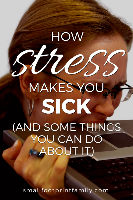 It's estimated that up to 90% of doctor's visits are for conditions in which stress plays a role. Here's how stress makes you sick.