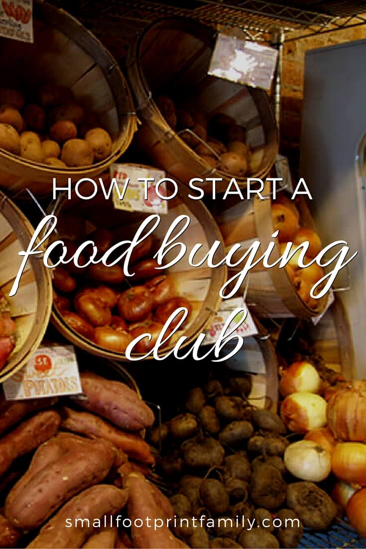 When you know how to start a food buying club, you can not only save a ton of money, but you can also connect with the food produced in your region and build a real sense of community in your social group.#greenliving #sustainability #gogreen #naturalliving #organicfood #diy #paleo #paleodiet #savingmoney #vegan #cooperatives  #moneysavers #realfood #CSA #localfood #permaculture #homesteading #localfarms