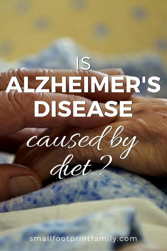 Because you cannot replace brain cells once they have died, preventing Alzheimer's disease is the only cure. Good thing it is preventable with diet. Click to find out how!