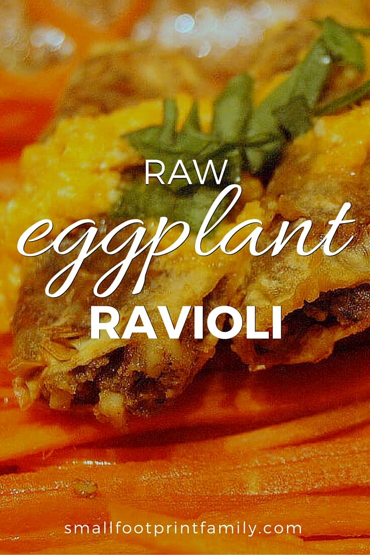 Eggplants are beautiful, delicious, nutritious vegetables to eat, especially in this light and easy, Paleo and vegan eggplant ravioli. Click to get the recipe!#paleo #paleodiet #glutenfree #dairyfree #vegan #vegetarian  #rawvegan #recipe #grainfree #realfood