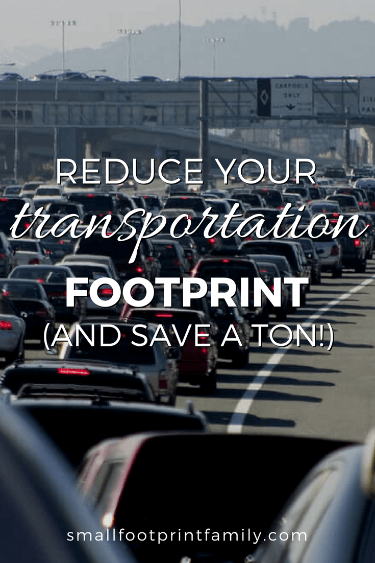 Nothing would protect the environment and decrease our dependence on oil more than taking steps to reduce your transportation footprint. Here's how...