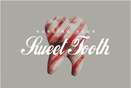 Americans each eat about 130 pounds of sugar per person, per year! This infographic called Nursing Your Sweet Tooth, puts it all in perspective.