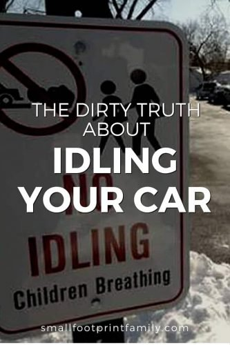 The Dirty Truth About Idling Your Car