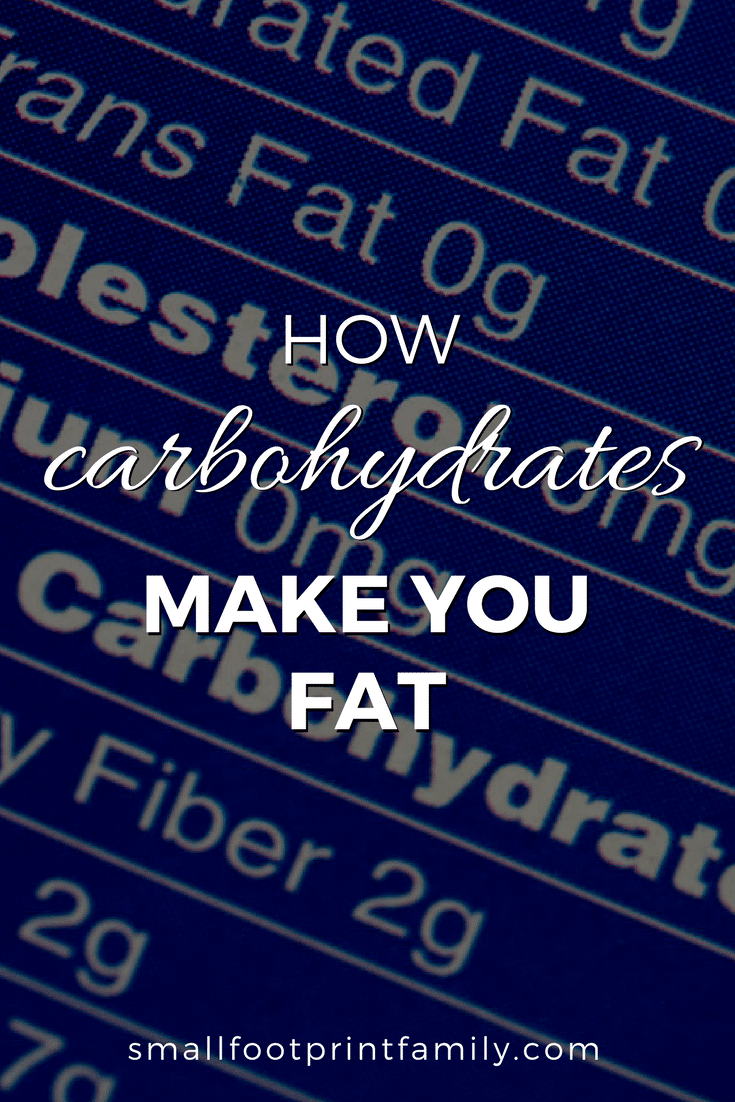 Carbs and sugar—not fat—increase body fat and weight, and America eats over 160 pounds of sugar a year! Here's why carbohydrates make you fat...