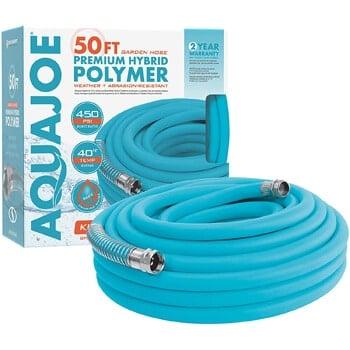 AquaJoe non-toxic garden hose