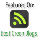 Best Green Blogs Badge