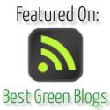 Best Green Blogs Badge