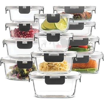 glass storage containers