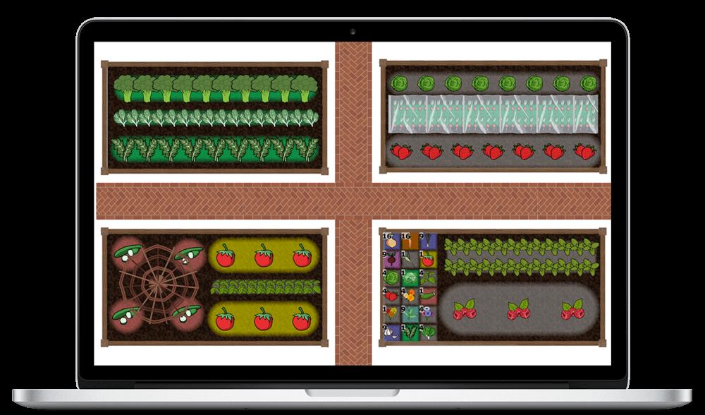 The Best Online Vegetable Garden Planning Tools SFF