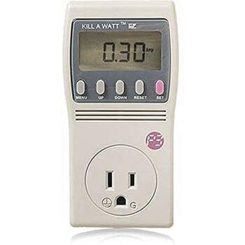Kill-a-watt monitor