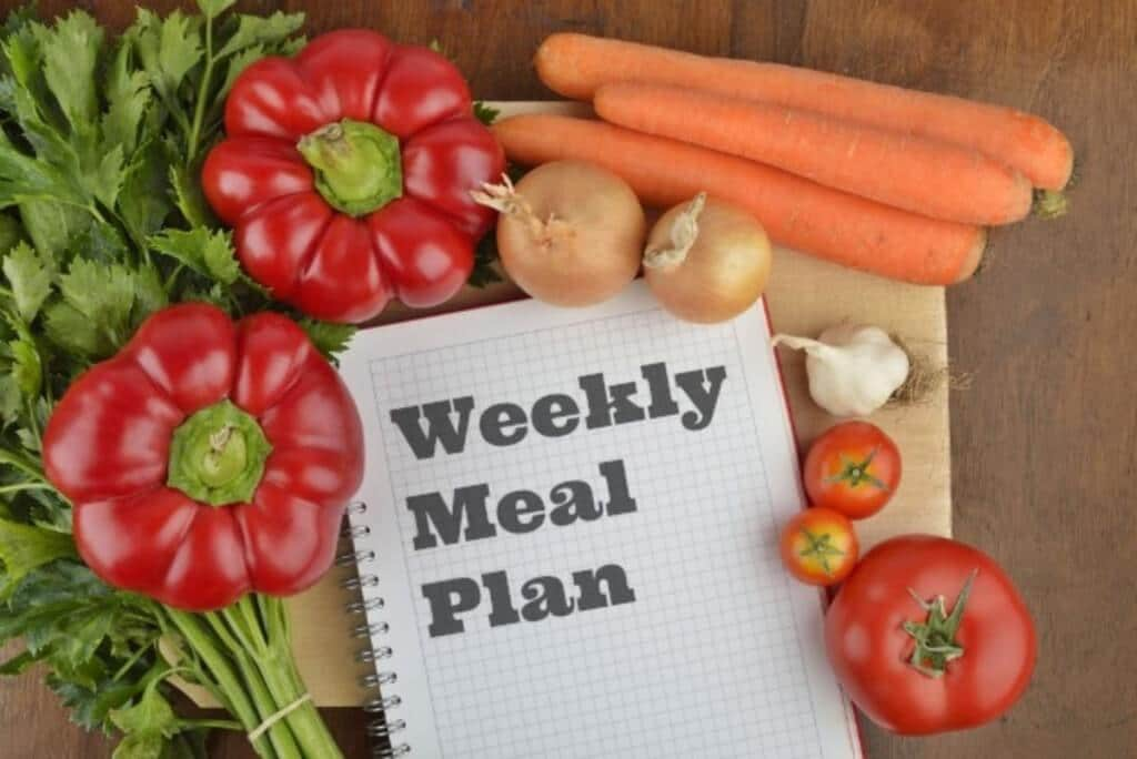 "Meal planning is the single-most powerful thing you can do to save money and reduce your ecological ""food-print."""