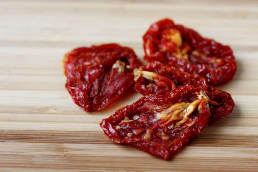 How To Make Sun Dried Tomatoes Small Footprint Family