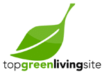 Top Green Living Site Badge