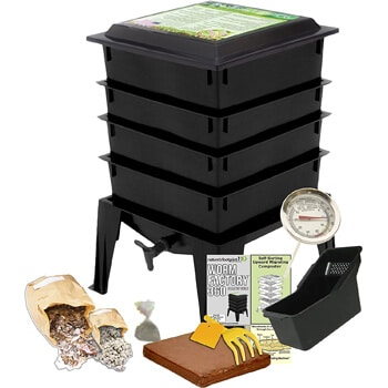 Worm Factory worm composting bin